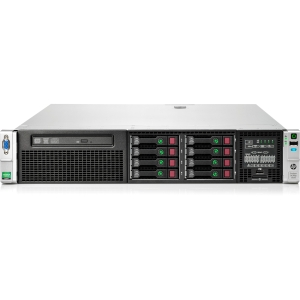 HP ProLiant DL385p G8 710724-S01 2U Rack Server - 1 x AMD Opteron 6348 2.8GHz - 2 Processor Support - 8 GB Standard - Serial ATA/300 RAID Supported, 6Gb/s SAS Controller - Gigabit Ethernet - RAID Level: 0, 1, 1+0, 5, 5+0