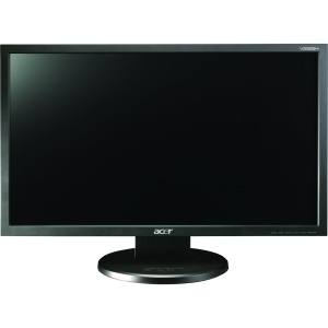 Acer V233HL 23&quot; LED LCD Monitor - 16:9 - 5 ms - Adjustable Display Angle - 1920 x 1080 - 16.7 Million Colors - 250 Nit - 100,000,000:1 - Speakers - DVI - VGA - Black - EPEAT Silver, TCO '05, Energy Star
