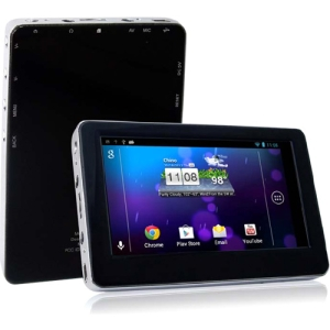 "Sungale Cyberus ID431WTA 4.3"" 4 GB Tablet - Wi-Fi - 1.20 GHz - LED Backlight - 480 x 272 - 512 MB RAM - Android 4.1 Jelly Bean"