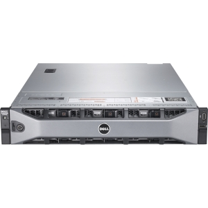 Dell PowerEdge 2U Rack Server - 1 x Intel Xeon E5-2620 2 GHz - 2 Processor Support - 8 GB Standard/768 GB Maximum RAM - 600 GB HDD - DVD-Reader - 6Gb/s SAS RAID Supported Controller - Gigabit Ethernet - RAID Level: 1