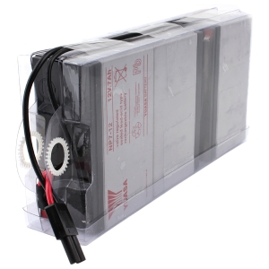 CyberPower RB1270X3PS UPS Replacement Battery Cartridge - 7Ah - 12V DC - Maintenance-free Sealed Lead Acid