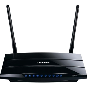 Tp-Link TL-WDR3600 Wireless Router - IEEE 802.11n - 2 x Antenna - ISM Band - UNII Band - 600 Mbps Wireless Speed - 4 x Network Port - 1 x Broadband Port - USB Desktop