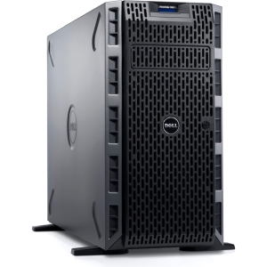 Dell PowerEdge 5U Tower Server - 1 x Intel Xeon E5-2407 2.20 GHz - 2 Processor Support - 8 GB Standard/384 GB Maximum RAM - 1 TB HDD - DVD-Reader - Serial ATA RAID Supported, Serial Attached SCSI (SAS) Controller - Gigabit Ethernet - RAID Level: 1