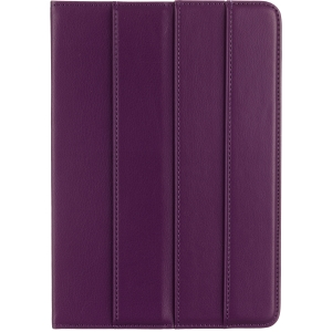 M-Edge Incline Carrying Case for iPad mini - Purple - Microfiber Leather
