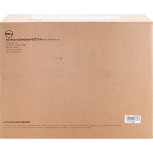 Dell 100,000-Page Imaging Drum for Dell B5460dn/ B5465dnf Laser Printers - Laser Imaging Drum - 100000 Page Black - 1 Pack