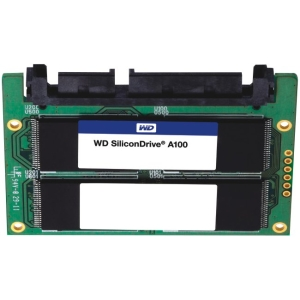WD SiliconDrive A100 SSD-S0004SC-7100 4 GB Internal Solid State Drive - SATA - Hot Swappable