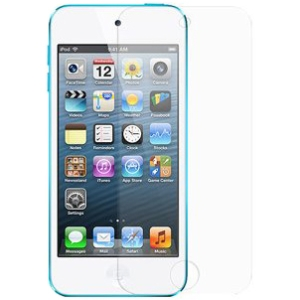 Amzer ShatterProof Screen Protector - Front Coverage For iPod Touch 5th Gen - iPod