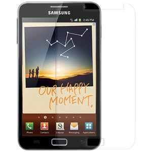 Amzer ShatterProof Screen Protector - Front Coverage For Samsung Galaxy Note - Tablet PC