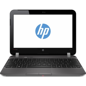 "HP 3125 D3H54UT 11.6"" LED Notebook - AMD - E-Series E2-2000 1.75GHz - 1366 x 768 HD Display - 4 GB RAM - 320 GB HDD - Genuine Windows 8 Pro - 9 Hour Battery"