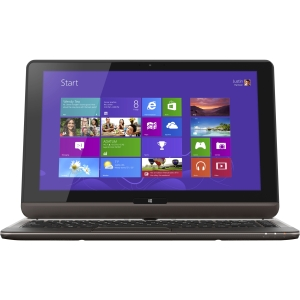 Toshiba Satellite U925T-S2120 12.5&quot; Ultrabook/Tablet - Intel Core i5 i5-3337U 1.80 GHz - Brown - 4 GB RAM - 128 GB SSD - Genuine Windows 8