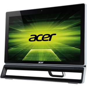 "Acer Aspire All-in-One Computer - Intel Pentium G645 2.90 GHz - Desktop - 23"" Touchscreen Full HD Display - 6 GB RAM - 500 GB HDD - DVD-Writer - Wi-Fi - Bluetooth - Webcam - Genuine Windows 8 - HDMI"