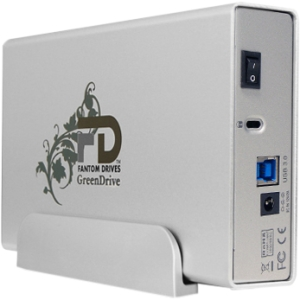 Fantom Drives GreenDrive3 1.50 TB External Hard Drive - Recertified - USB 3.0