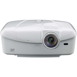 Mitsubishi HC7900DW 3D Ready DLP Projector - 1080p - HDTV - 16:9 - SECAM, NTSC, PAL - 1920 x 1080 - Full HD - 150,000:1 - 1500 lm - HDMI - VGA In - 380 W - White Color - 2 Year Warranty