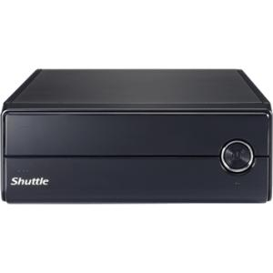 Shuttle XPC XH61V Barebone System Ultra Slim - Intel H61 Express Chipset - Socket H2 LGA-1155 - 1 x Processor Support - Black - 16 GB Maximum RAM Support - Serial ATA/300 - Intel Graphics Integrated - 3 x Total Bays - 2 x Total Expansion Slots - HDMI - Pr