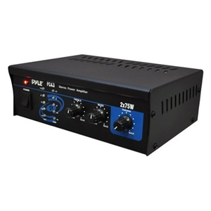Pyle PCA3 Amplifier - 1% THD