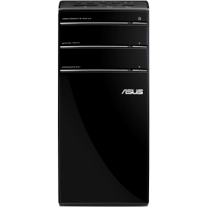 Asus CM6870-US011S Desktop Computer - Intel Core i7 i7-3770 3.40 GHz - 16 GB RAM - 4 TB HDD - Blu-ray Writer - Genuine Windows 8 - HDMI - DVI