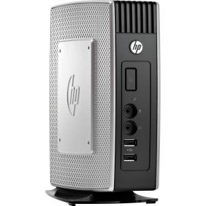 HP H2P22AT Tower Thin Client - VIA Eden X2 U4200 1 GHz - 2 GB RAM - 2 GB Flash - Wi-Fi - Windows Embedded Standard 2009 - DVI