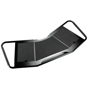 InFocus Accessory Shelf for Pro Mobile Cart (Black) - 48.0&quot; Width x 23.4&quot; Depth x 2.3&quot; Height - Black