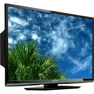 Sansui SLEDVD249 24in Led Tv/dvd Sledvd249 Combomntr