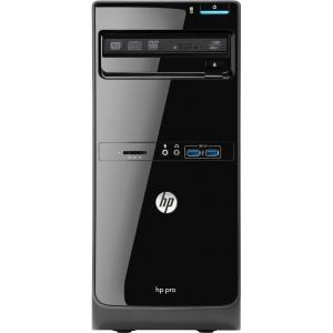 HP Business Desktop Pro 3500 Desktop Computer - Intel Pentium G2120 3.10 GHz - Micro Tower - 4 GB RAM - 500 GB HDD - Intel HD Graphics - Windows 7 Professional 64-bit