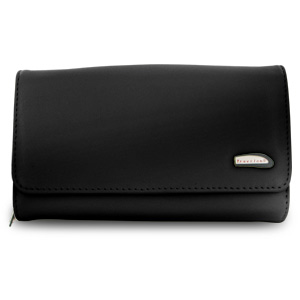 Travelon Product by Travelon Travelon Convertible Leather Purse (Black) at Sears.com