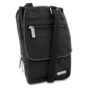 Travelon Product by Travelon Travelon Slim Line Essentials Only Bag (Black) at Sears.com
