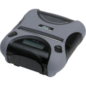 Star Micronics SM-T300I-DB50 Direct Thermal Printer - Monochrome - Desktop - Receipt Print - 2.95 in/s Mono - 203 dpi - Bluetooth - Battery Included - LCD