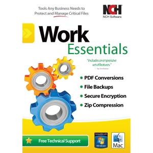 NCH Software Work Essentials - Document Management - PC, Mac