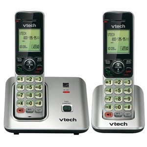 Click here for Vtech Communications VTCS6619-2 2-Handset Cordless... prices