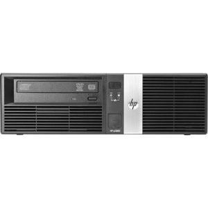 HP rp5800 Retail System - Intel Pentium 2.90 GHz - 4 GB DDR3 SDRAM - 500 GB HDD SATA - Windows 7 Professional