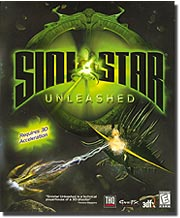 Sinistar: Unleashed  (Rare PC Game - JC)