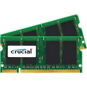 Crucial 4GB DDR2 SDRAM Memory Module - 800 MHz DDR2-800/PC2-6400