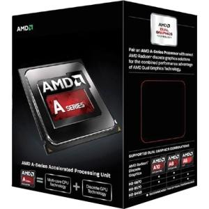 Image of AMD A6-6400K Dual-core (2 Core) 3.90 GHz Processor w/ Socket FM2