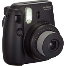 Fujifilm Instax Mini 8 Camera (Black)