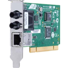 Image of Allied Telesis 100Mbps Fast Ethernet DualPort Fiber&Copper Network Interface Crd