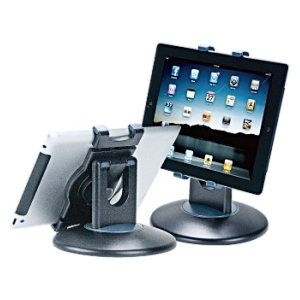 Image of Aidata Stand for all iPads 7-10.1in Tablets rotates 360 via Ergoguys