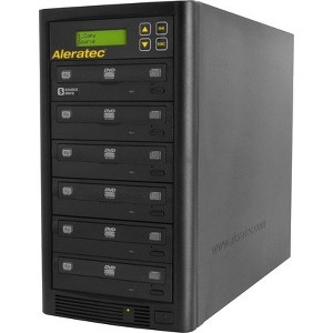 Image of Aleratec 1:5 DVD/CD Copy Tower Stand-Alone Duplicator Part 260181 - Standalone