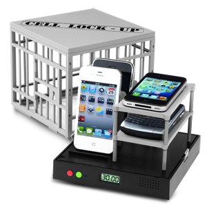 Cell Lock-Up - Cell Phone Prison Keeps Distractions on Lockdown!