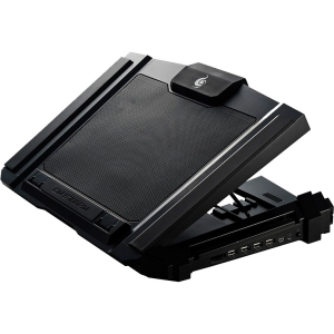 Offer Cooler Master Storm SF 17 Gaming Laptop Cooling Pad w/ 180mm Fan – Black Before Too Late
