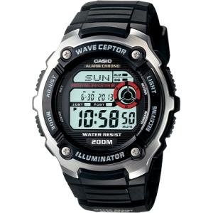 Click here for Casio Men's WV200A-1AV Waveceptor Atomic Sport Wat... prices
