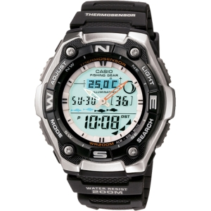 Click here for Casio AQW101-1AV Mens Analog/Digital Fishing Gear... prices
