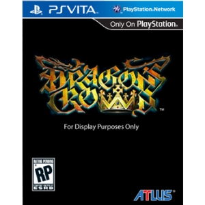 Atlus Dragon's Crown - Action/Adventure Game - NVG Card - PS Vita
