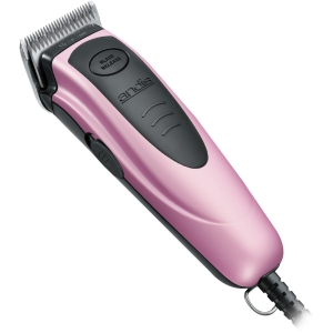 Andis EasyClip Versa Interchangeable Blade Clipper Kit - Pink