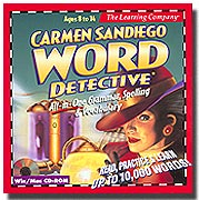 Carmen Sandiego Word Detective