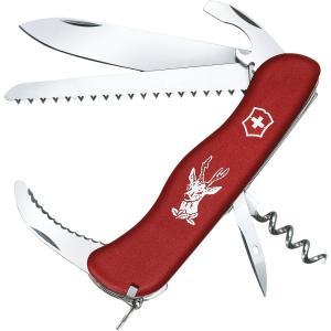 Victorinox Hunter Swiss Army Knife - Red