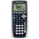 Texas Instruments TI-84 Plus Silver Edition Graphic Calculator - 8 Line(s) - 16 Character(s) - LCD - Battery Powered