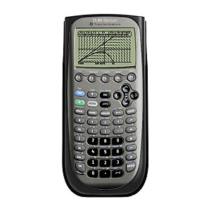 Texas Instruments TI-89 Graphing Calculator - Battery Powered