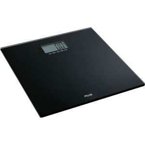 American Weigh Scales 330CVS Talking Bathroom Scale - Black
