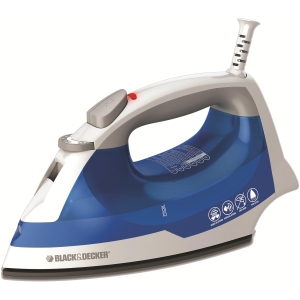 Click here for Black & Decker Easy Steam Iron - Aluminum Sole Pla... prices