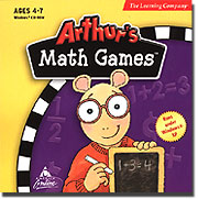 Arthur's Math Games